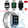 Waterproof Bluetooth Smart Watch with Heart Rate Monitor (L1H)