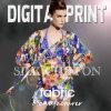 100′% Silk Fabric Chiffon Print (YC120)