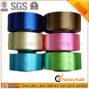 China Wholesale Dyed Hollow PP Yarn, Spun Yarn