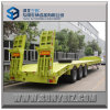 40t 50t 60t 3axles Low Bed Semi Trailer