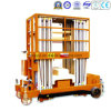 16-26m Multiple Mast Aluminum Alloy Aerial Work Platform