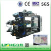 Multi Color Stack Type Flexo Printing Machine for Roll