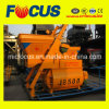 Factory Direct Selling Double Horizontal Shafts Concrete Mixer Js500