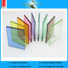 4.38mm6.38mm Clear Colored High Quality Laminated Glass