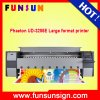 Phaeton Ud-3286e 3.2m /10FT Outdoor Solvent Printer with 6PCS Spt 508GS Heads Factory Price 720dpi