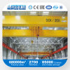 Qd Type Hot Sale Double Girder Overhead Crane with Best Quality