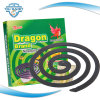 Highly Efficient Chemical Formula Mosquito Coil Totally Safe for Househoid Use