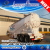 Tri-Axle Dry Bulk Cement Powder Tanker Truck Semi Trailer with Air Compressor for Pakistan
