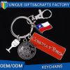 Soft Enamel Antique Gift Badges Metal Keychains
