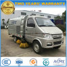 3cbm Pavement Cleaning 3m3 Road Sweeper Truck