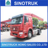 HOWO 10 Wheels Chassis Trailer Tractor Head Truck