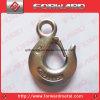 Drop Forged T316 Stainless Steel Eye Hoist Hooks