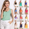 Fashion Womens Chiffon Vest Tops Tank Sleeveless T-Shirt