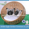 So Cool Outside Furniture Wicker Sun Bed