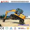 Cheap Wheel Excavator, Factory Excavator, Wheel Excavator Price