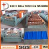 Dx 1050 Metal Panels Roof Cold Roll Forming Machine From China Supplier
