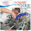 PVC Double Outlet Edge Band Extrusion Machine with Three Color Machine
