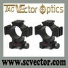 Vector Optics Tactical Hydra 30mm Triple Rail Weaver Scope Mount Ring Heavy Duty