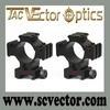 Vector Optics Tactical Hydra 30mm Triple Rail Weaver Scope Mount Ring Heavy Duty