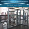 2016 New Aluminium Fixed Window with Heat Insulation