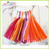 Tissue Paper Tassel Garland Halloween Decoration