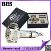 Latest Electronic Cigarette with Hammer Mods for 18350/18650/18550 Battery for Health Electronic Cigarettes