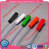 Disposable Medical PVC Nelaton Catheter 6 Fr-24 Fr