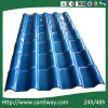 Sea Blue Corrugated Roofing Sheet Made in China