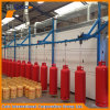 LPG Gas Cylinder Automactic Powder Spray Plant