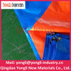 Blue Orange Korea PE Tarpaulins for Gulf Countries