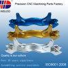 Sandblast Anodize Precision Aluminum CNC Milling Machining Parts