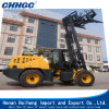 2000kg CE Approved Small Wheel Loader Forklift Loader