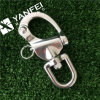 Rigging Hardware-Stainless Steel Snap Shackle with Swivel Eye