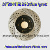 E1r90 ISO/Ts16949 Auto Parts Brake Rotors Suzuki Cars
