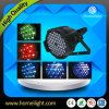 LED 54X3w RGB PAR Light /LED PAR Can Light for Stage Disco Club