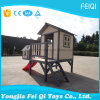 Outdoor Garden Wooden Kids Playhouse