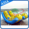 Inflatable Doubel Tubes Water Teeter Totter / Inflatable Aqua Seesaw Toys