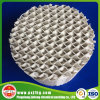 Ceramic Structured Packing for Heat Transfer