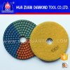 High Quality 4-8 Inch Diamond Flexible Polishing Pad for Sale