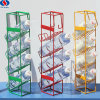 Mineral Water Beverage Metal Hanging Display Rack