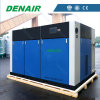 100 % Oil Free 150 HP 110 Kw Screw Air Compressor Supplier