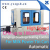 Tailor Made Automatic Milk Powder Can #502 Making Beading Flanging Sealing Tri-Workstation Combination