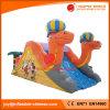 2017 Giant Inflatable Camel Double Lanes Slide for Amusement Park (T4-697)