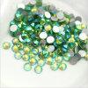 Wholesale High Qality Hot Fix Rhinestone Peridot Ab Preciosa Crystal Rhinestone (TP-peridot ab)