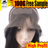 Higher Density 180% Brazilian Silk Front Lace Wig