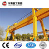 Single/Double Girder/Beam Gantry Crane with Hook/Grab