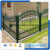 Galvanized Security Wrought Iron Fence/Power Coated Iron Fence