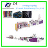 PE PVC Single and Double Wall Corrugated Pipe Production Line