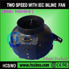 Circular Inline Duct Fan /Duct Fan with Iec Connector (HCEU-IEC-D)