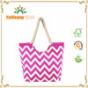 Cheap Strip Target Cotton Beach Bags
